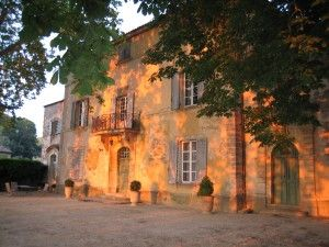 A Good Year At Chateau La Canorgue Chateau Sun House French House