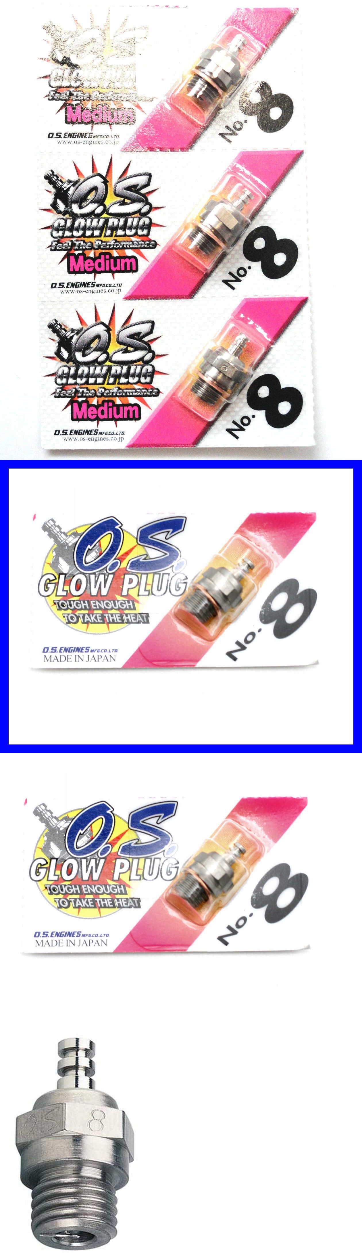 Bougies en voorverwarming OS #8 # 8 2 Two Stroke Nitro