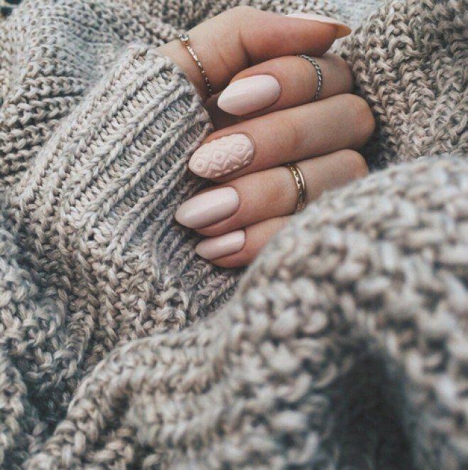 Unghie invernali: nail art, tendenze e colori di s