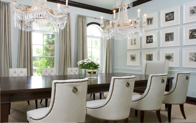 Comedores elegantes - Ideas para decorar el comedor For My Home