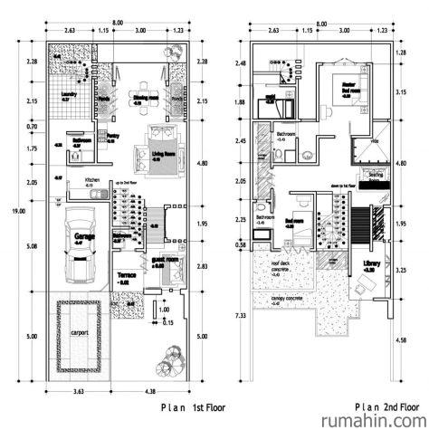 Image Result For Desain Rumah Minimalis Open Space