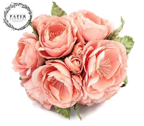 Queen rose gift bouquet medium peach paper crafts pinterest queen rose gift bouquet medium peach negle Choice Image