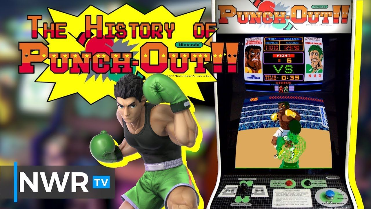 The History of PunchOut Nintendo's Original Fighting