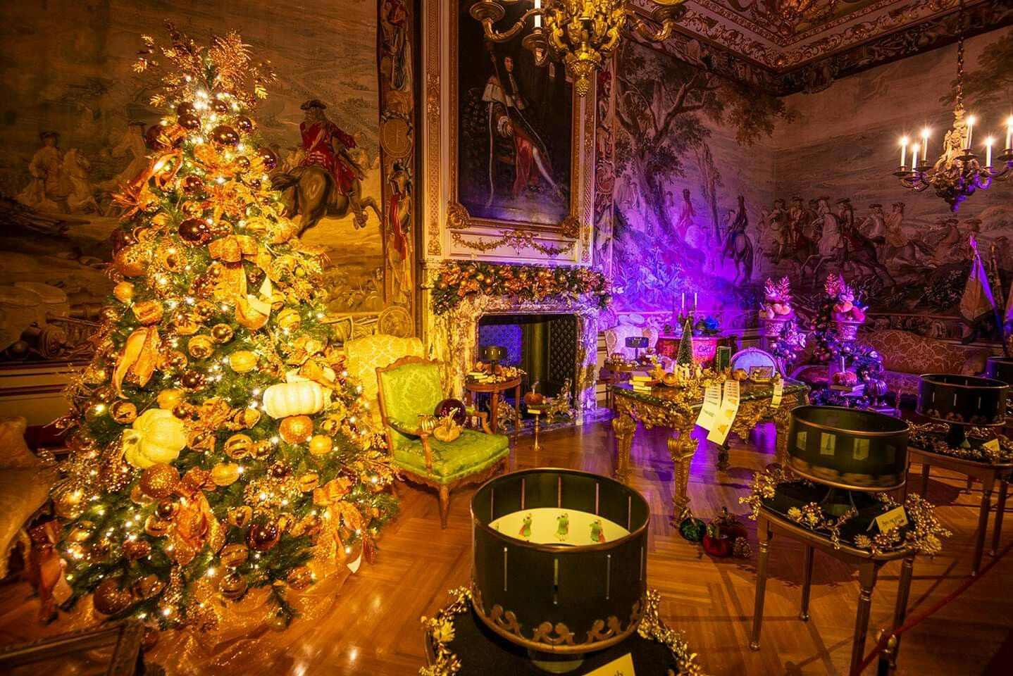 Christmas At Blenheim Palace English Christmas Christmas In England Cultural Events