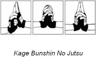 Shadow Clone Jutsu Naruto Pinterest Naruto And Anime