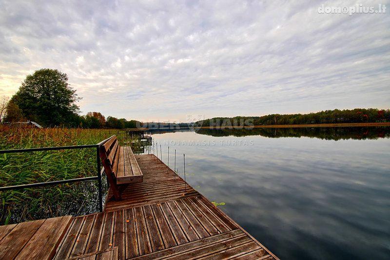 Parduodama prabangi sodyba su ežero pakrante, gyvenamuoju namu, pirtimi ir nuosavu vandens telkiniu, Aukštadvaryje!  VIDEO PRISTATYMAS - https://www.youtube....
