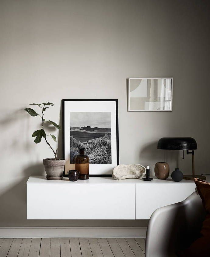 Photo of Warme beige leefruimte – COCO LAPINE DESIGN