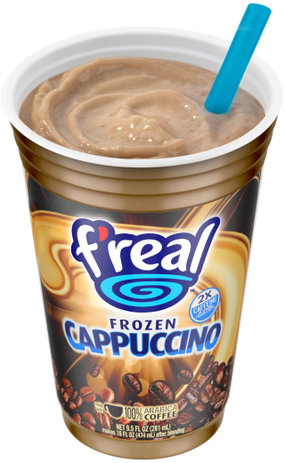 Flavors Milkshakes Smoothies Frozen Cappuccino F Real Junk Food Snacks Sweet And Salty Flavors
