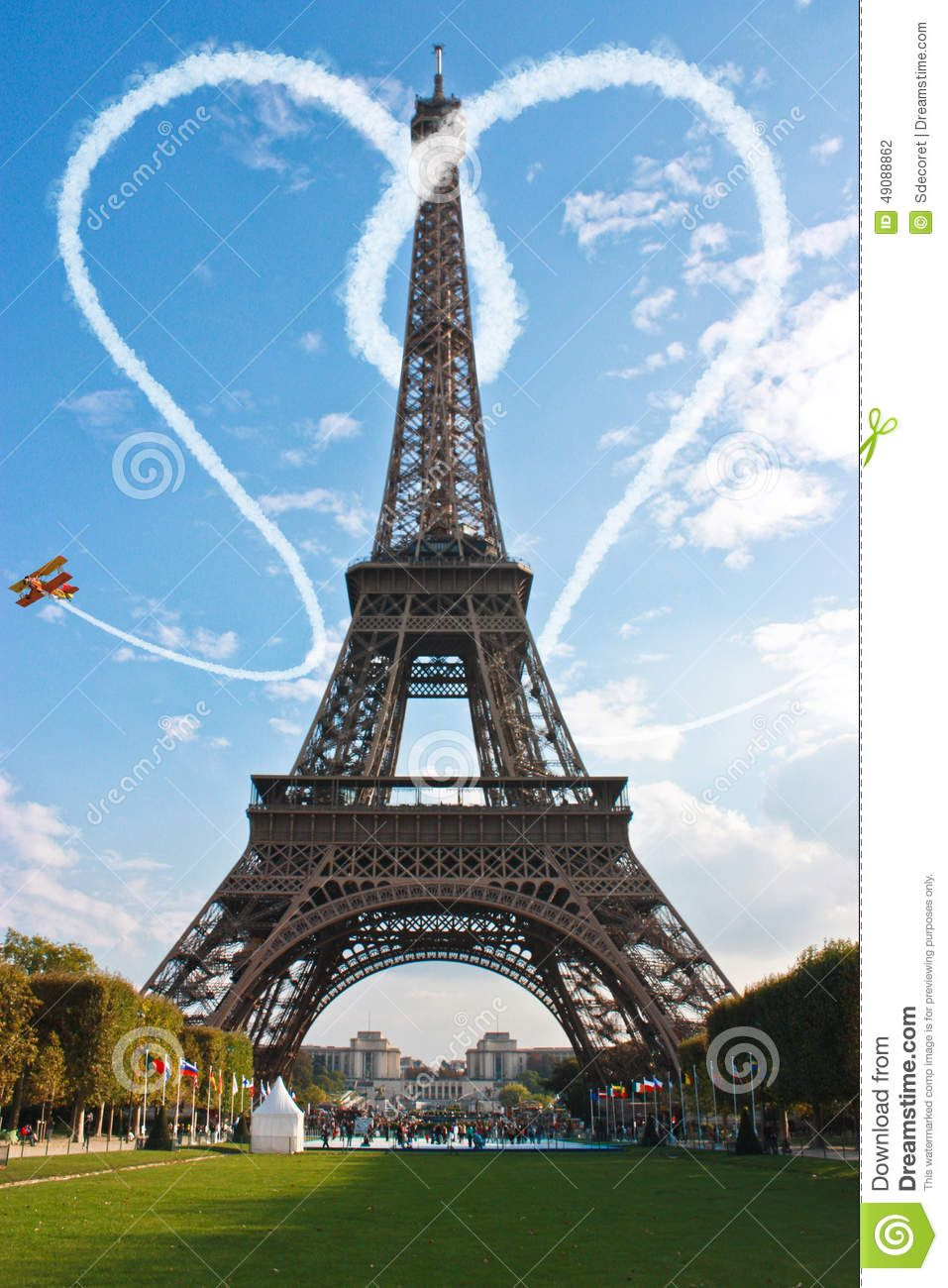 Fotos la torre de eiffel