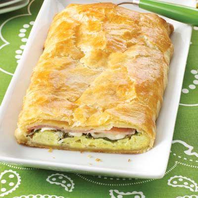 Puff Pastry Breakfast Bundle