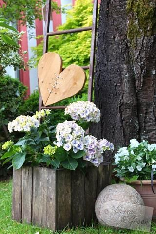 topfhussen aus holz diy topfhussen diy diy garden decorations pinterest holz palette. Black Bedroom Furniture Sets. Home Design Ideas