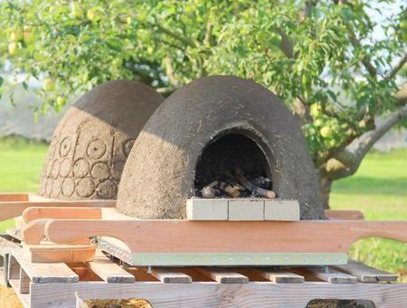 ECO-RECICLAJE: Como construir un horno de leña
