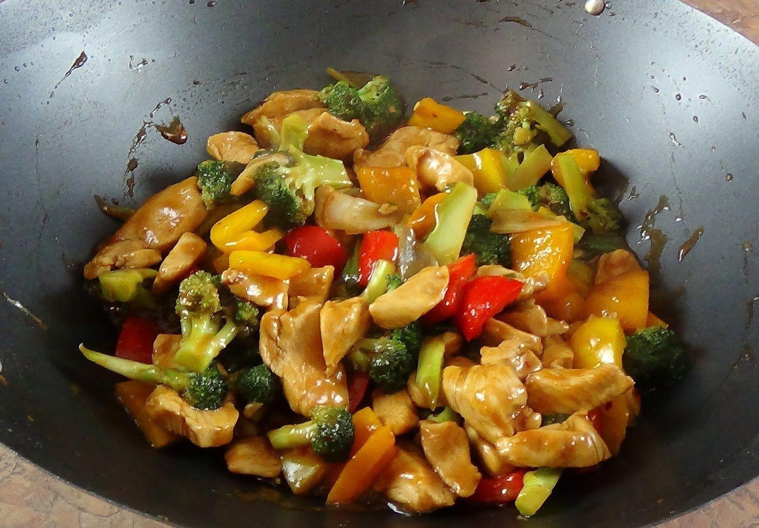 Chicken And Vegetables Stir Fry دجاج صيني بالخضار Afspeellijst Cashew Chicken Recipe Chicken And Vegetables Chicken