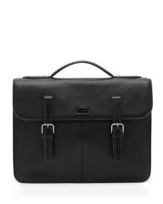 b89fac70b8 TED BAKER Leather Satchel.  tedbaker  bags  polyester  leather  lining   satchel  shoulder bags  hand bags
