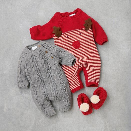 183e57a49 Festive reindeer baby winter clothes.  babyboy  babyfashion ...