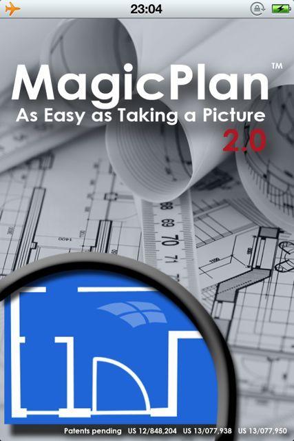 Iphone Ipad Magicplan 撮影するだけで部屋の間取りを作成して