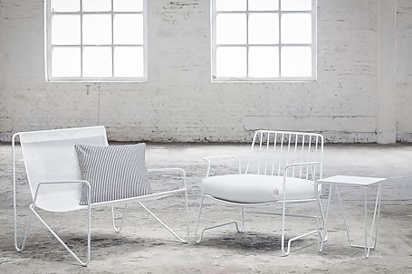 Fauteuil outdoor S PAOLA NAVONE Blanc - Serax - Image 3 Wish list