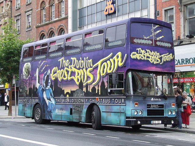 2b299e97f4b463 Dublin Ghost Bus Tour. A must!!!!! So cool