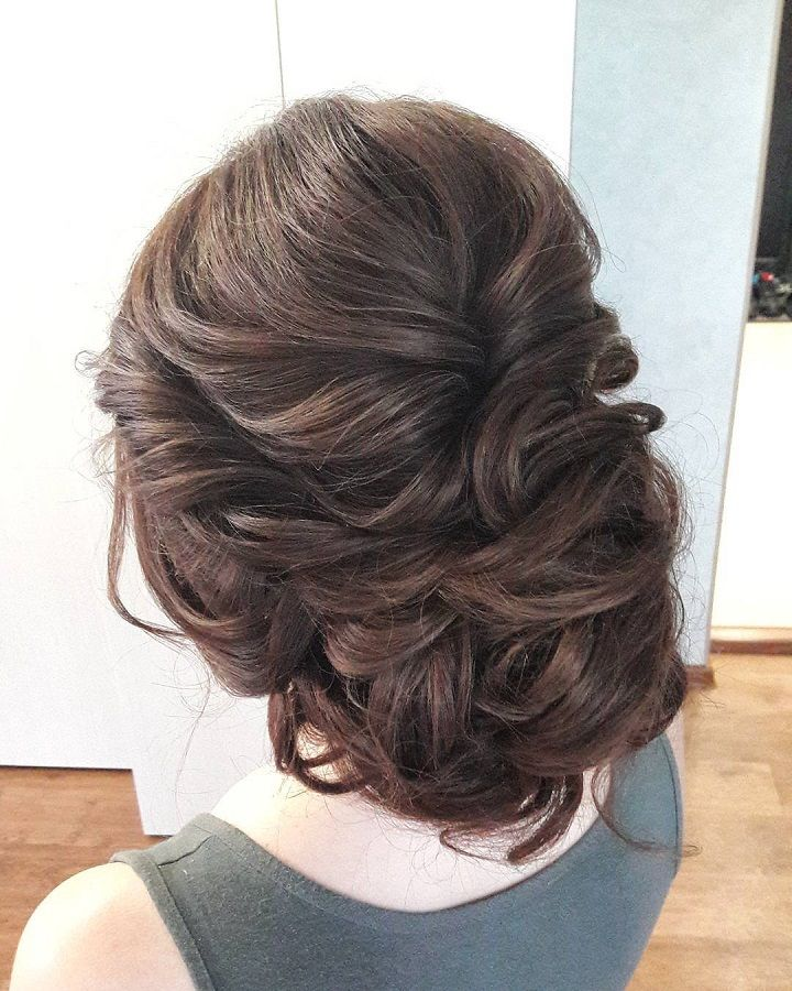 Beautiful Updo Wedding Hairstyle To Inspire You: The Pretty Updo Wedding Hairstyle To Inspire You