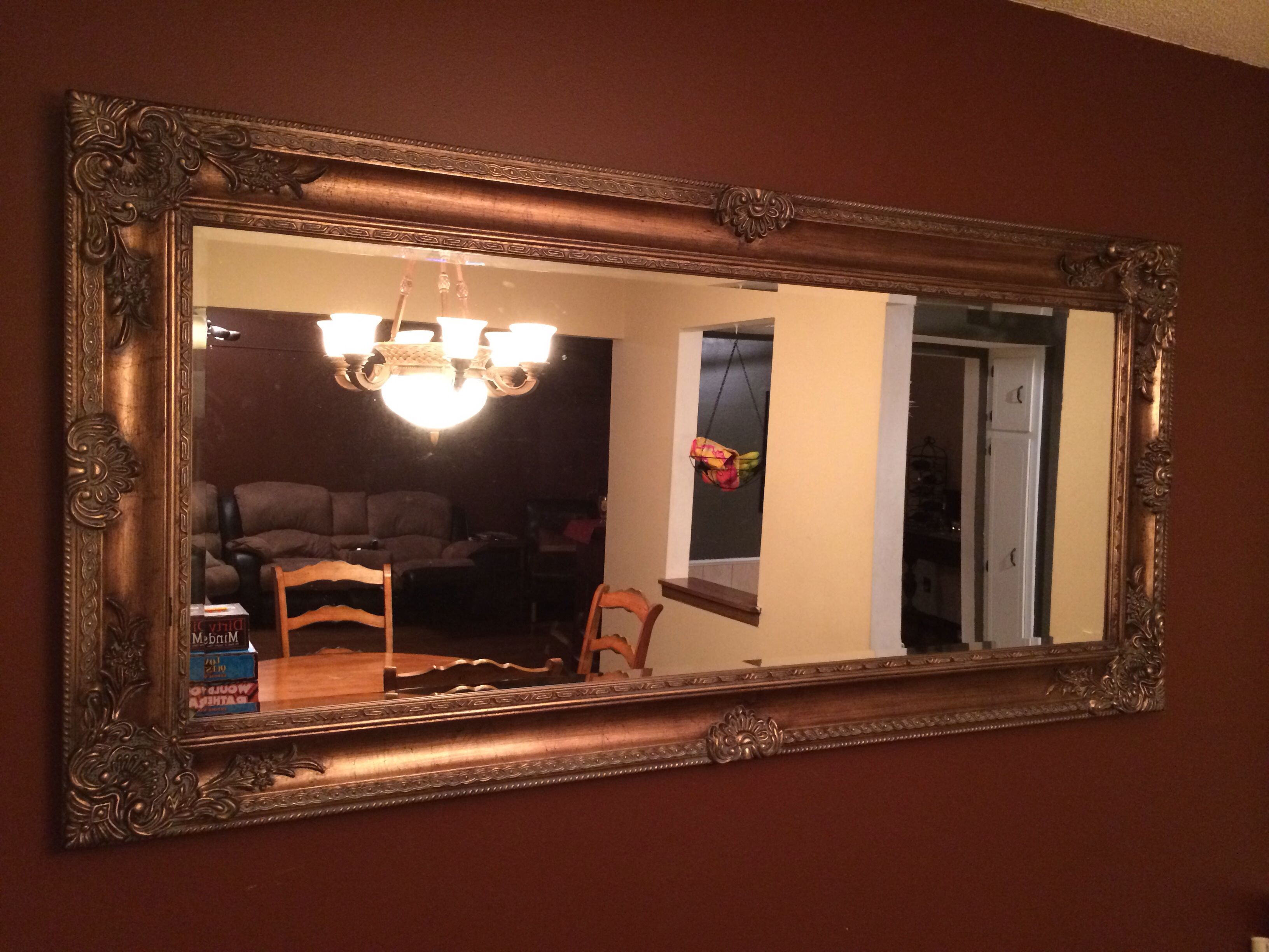Large Wall Mirror Costco Home Decor In 2019 Lighted