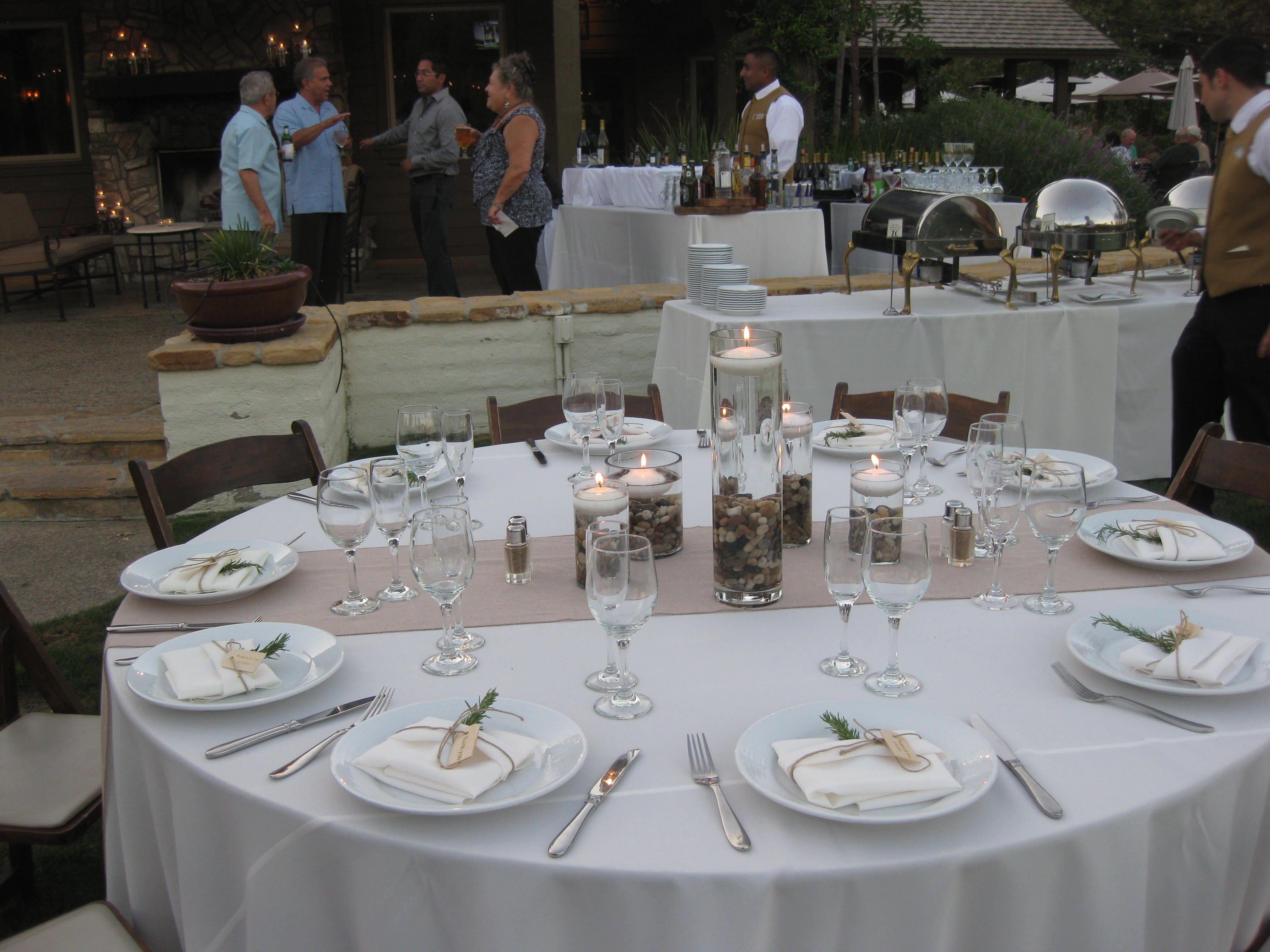 Rehearsal Dinner Table Dinner Table Decor Table Decorations