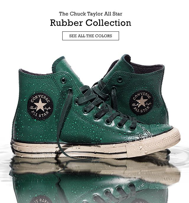 Chuck Taylor All Star II the Rubber Colection