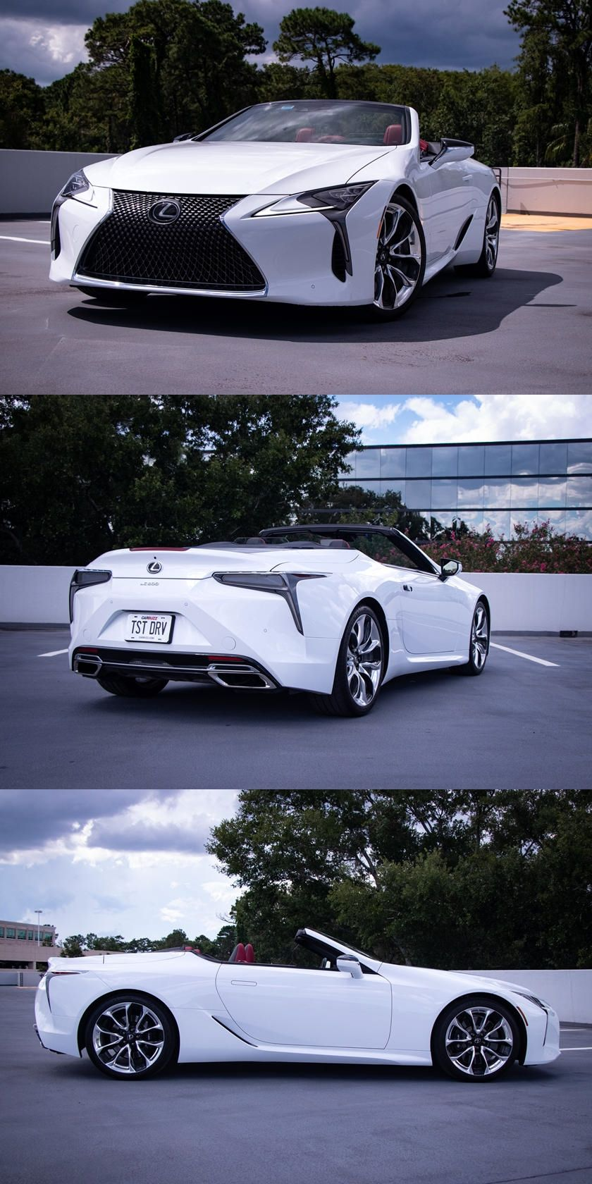 5 Best Features Of The 2021 Lexus Lc 500 Convertible With A Drop Top The Lc Is Even Better Lexus Lc Lexus Convertible Lexus