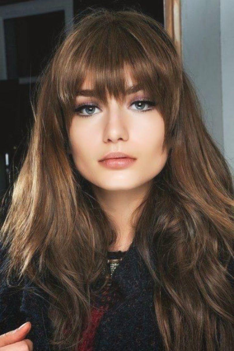 Repin via mara ferreira hair u beauty pinterest fringe hair