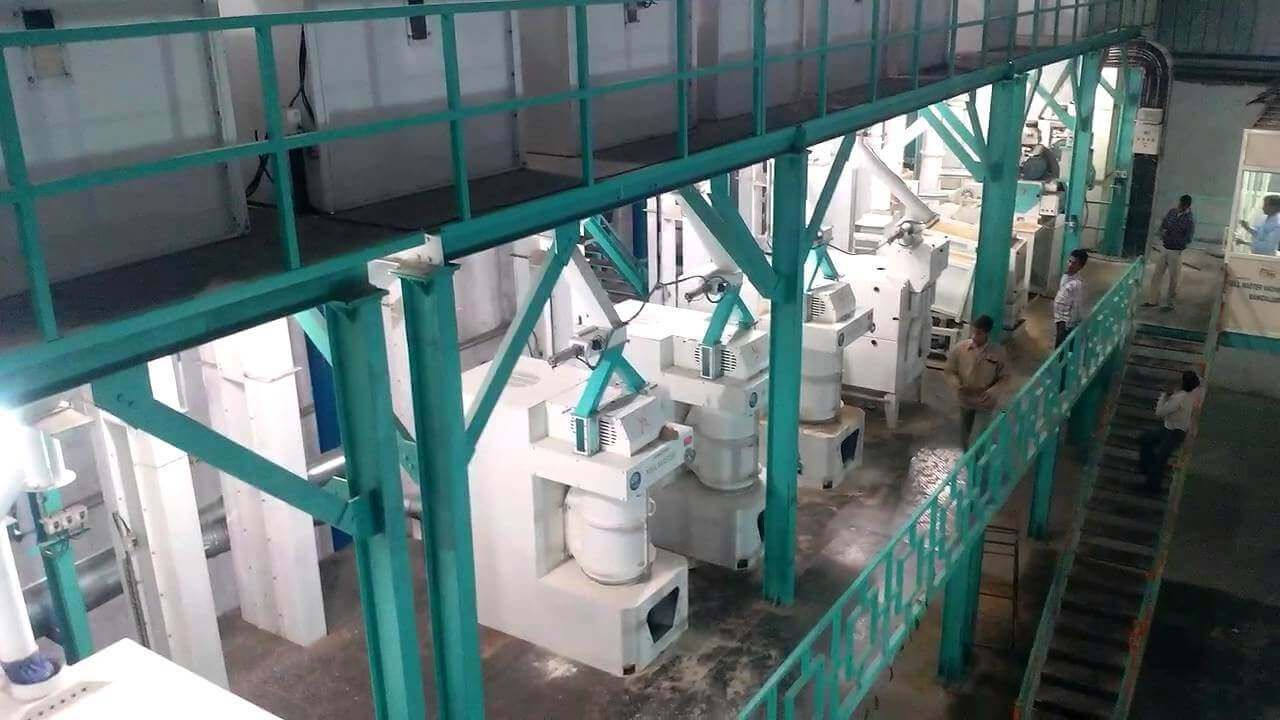 how to start a rice mill in india Milling, Rice
