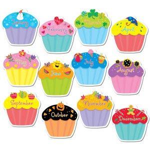 Calendario Cup-Cakes