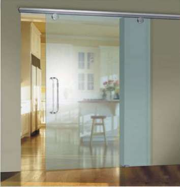 Top Hung Sliding Door Great Idea If You Want To Separate The Noise From The Kitchen To The Tv Room Sliding Door Design Sliding Glass Door Blinds Sliding Doors