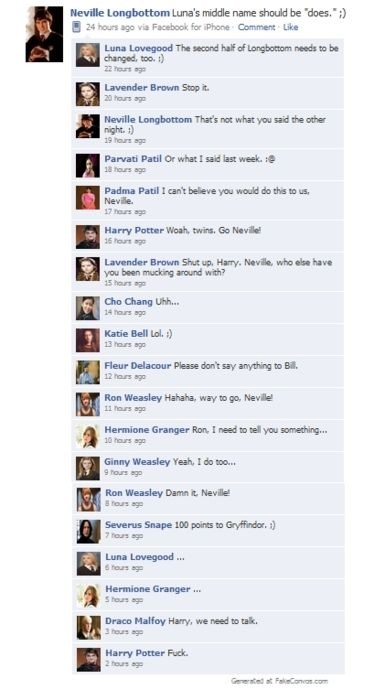 Harry Potter Fun!