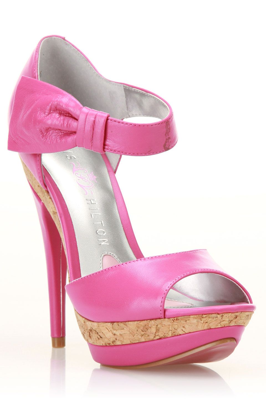 e7a7171184df37 pink paris hilton shoes