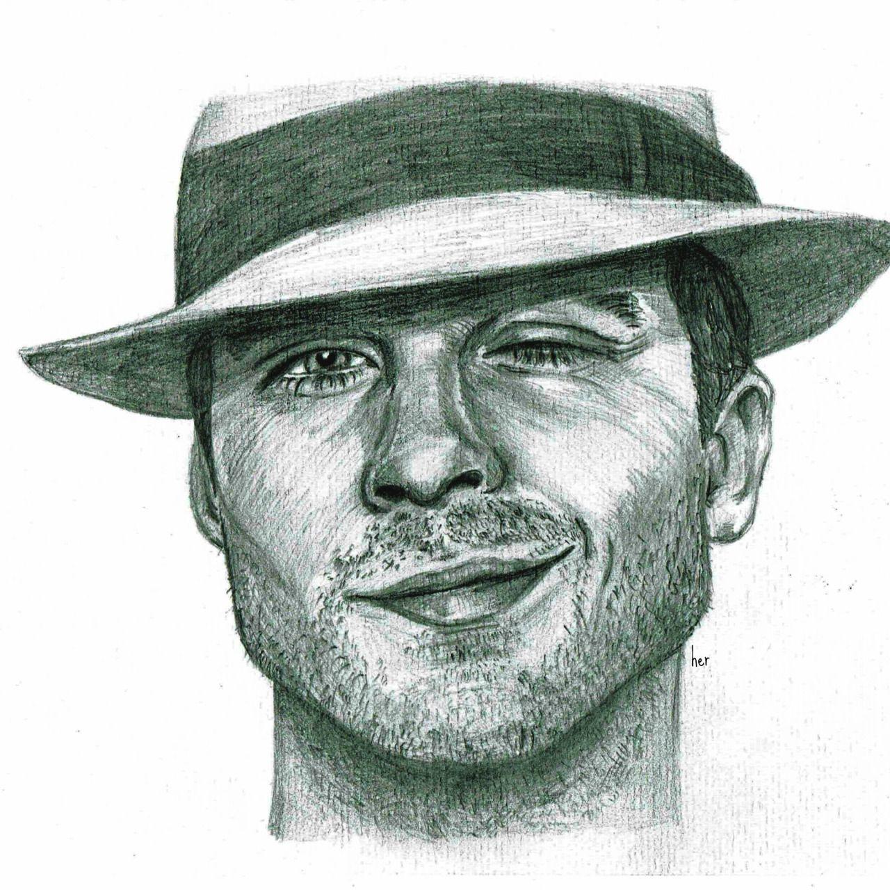 ian somerhalder test piece. #portraiture #graphitepencil #traditionalart #realism #iansomerhalder #fanart