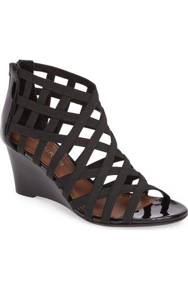 e248bc18bb33bf DONALD J PLINER Jordan Wedge Sandal (Women).  donaldjpliner  shoes  sandals