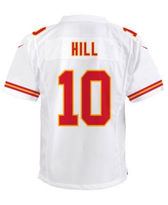 quality design 12580 bd61f Nike Tyreek Hill Kansas City Chiefs Game Jersey, Big Boys (8 ...