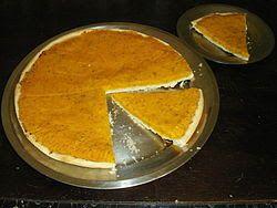 Sestrin: Ricetta della Farinata di zucca (fainaa de succa), piatto tipico di Sestri Ponente