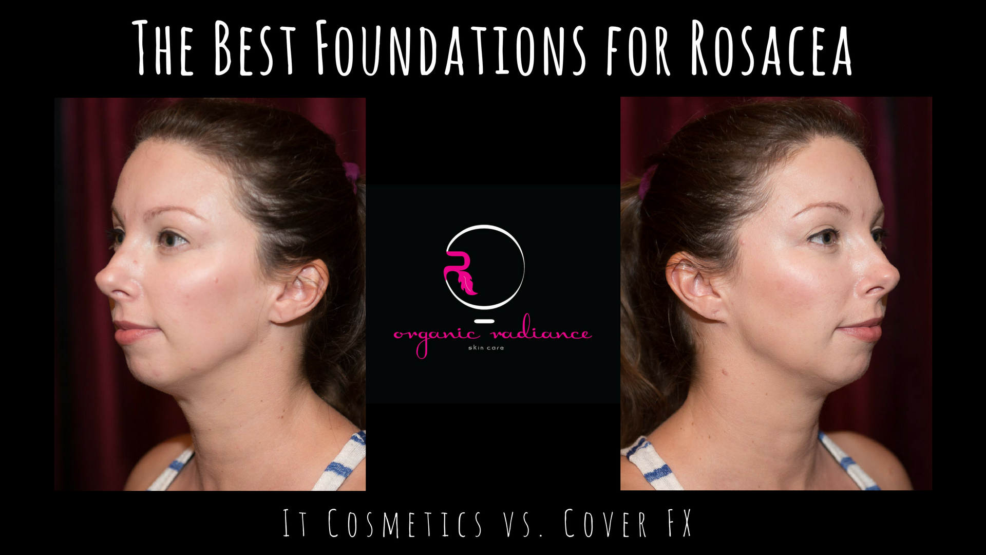 The Best Foundations for Rosacea Best foundation for