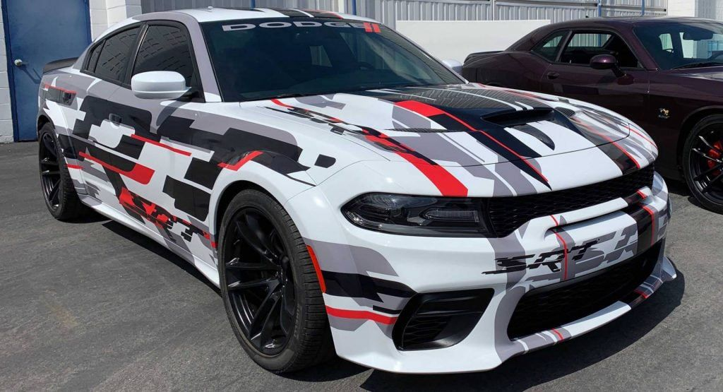 Dodge Is Working On A 797 Hp Charger Hellcat Redeye Dodge Charger Dodge Charger Hellcat Dodge