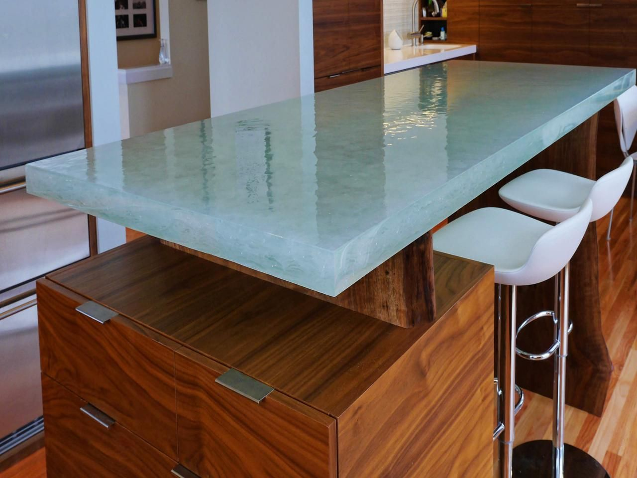 Explore kitchen countertop materials at HGTV.com for ideas on a wide range  of countertop