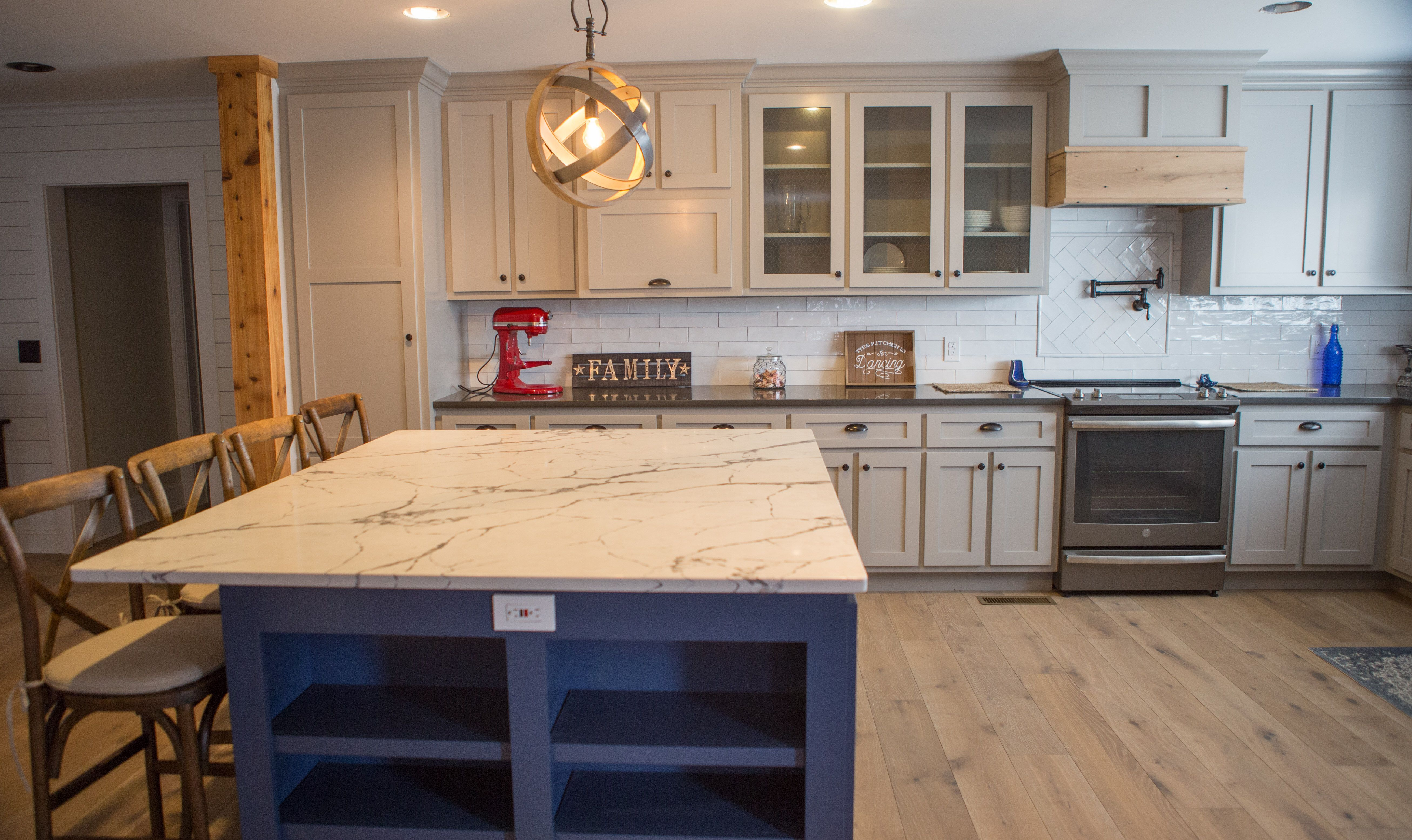 Best Ranch Home Kitchen Remodel With Custom Cabinets Sw 400 x 300