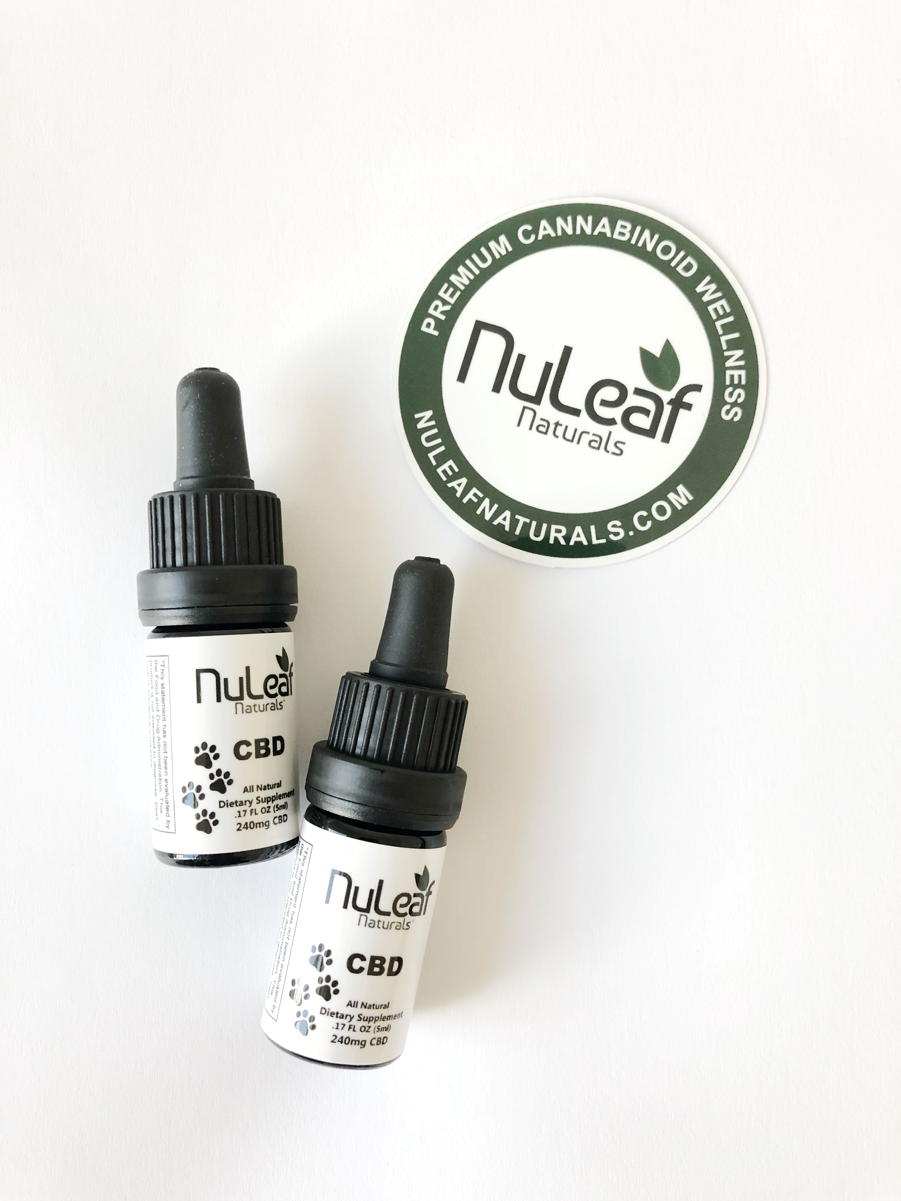 Do you know that NuLeaf was founded in 2014 by a group of health