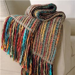 Colorful Throw Blankets Inspiration Hibernation '12 Throw Blankets  Blanket Cabin Fever And Cabin Decorating Inspiration