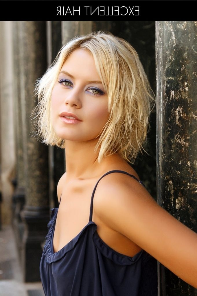Long Bob Haircut For Fine Hair 20 Timeless Short Hairstyles For ...