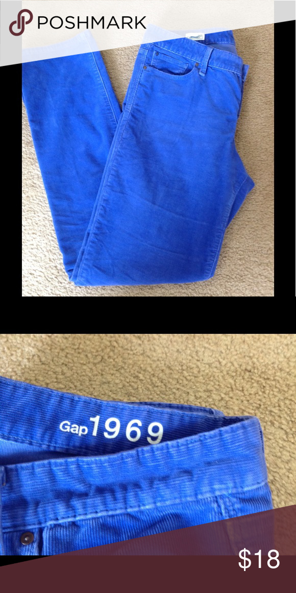 unique style cheap sale for sale Gap 1969 Real Straight Corduroy Pant. 33T TALL Gap 1969 Real ...