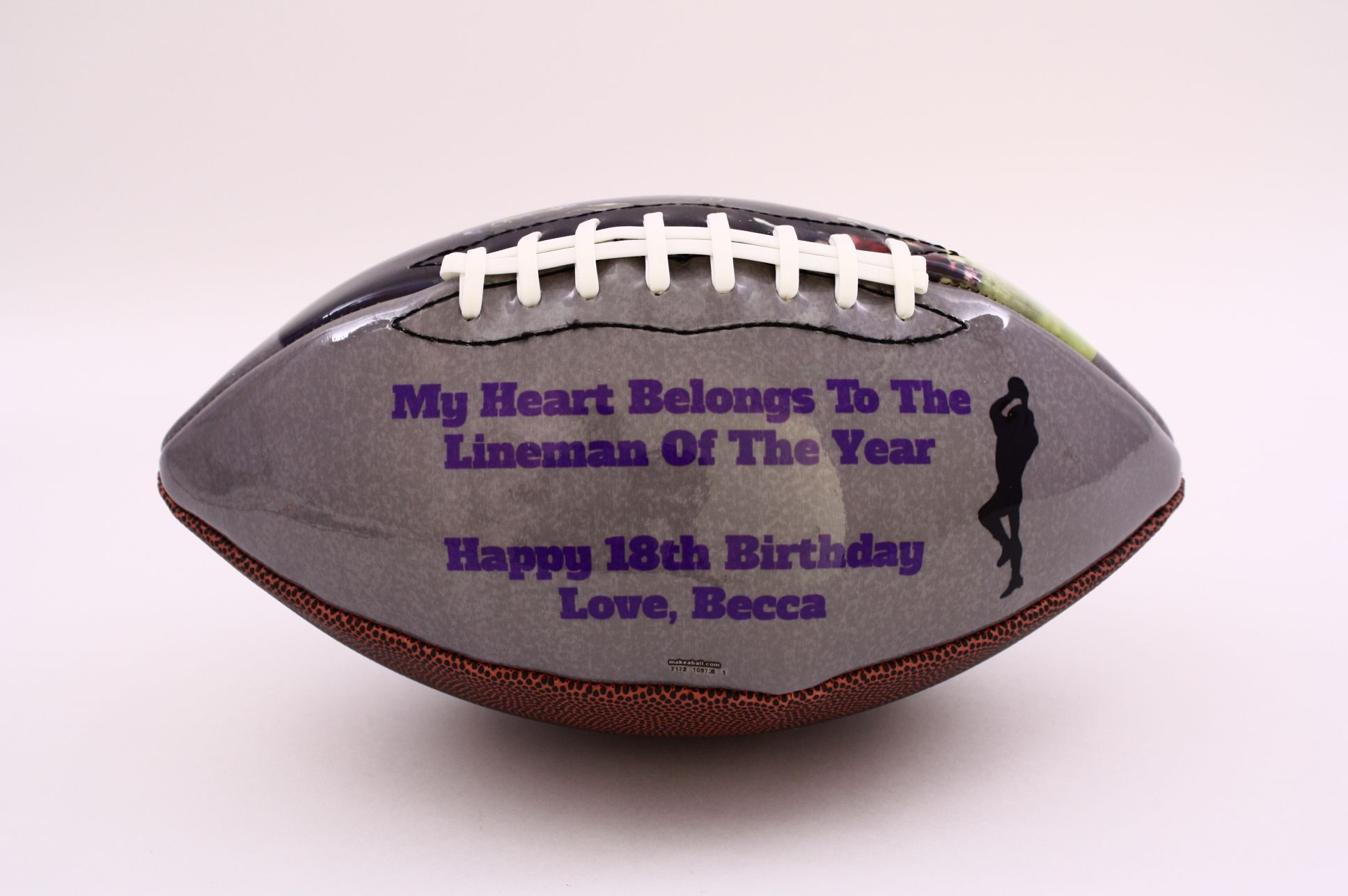 Finally A Customized Sports Valentines Day Gift For Your Boyfriend Or Girlfriend With Images Sports Valentine Gifts For Your Boyfriend Happy Birthday Love
