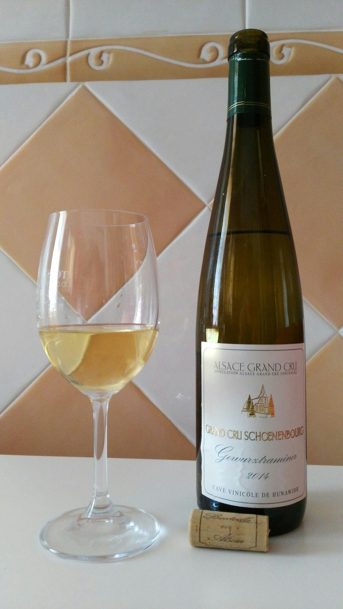 Grand Cru Schoenenbourg 2014 Vinos Cosecha Vino