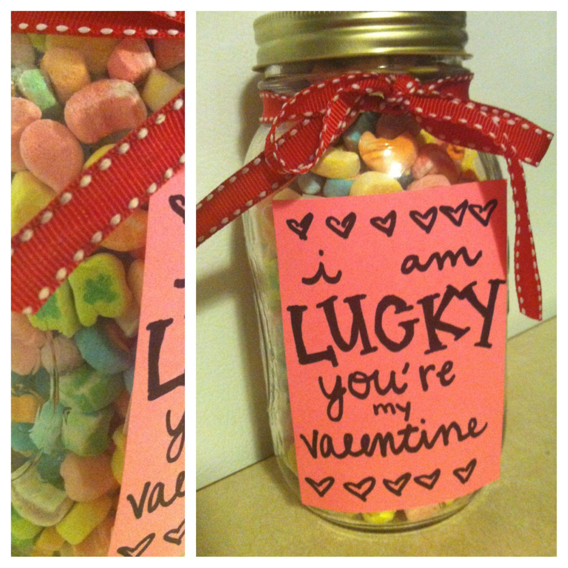 Cute Valentine Gift Ideas For My Boyfriend Gift Ideas: A Super Cute Valentines Gift Idea. Made This For My