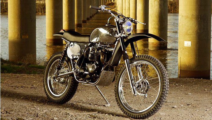 Dimensional Dirt Bike