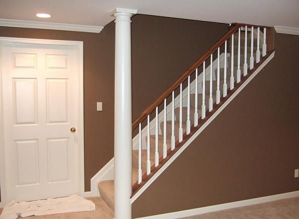 Best Remove Wall Open Staircase Dream Home Basement 400 x 300